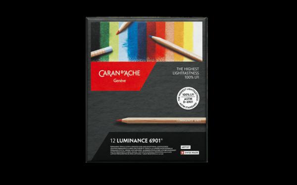 Etui 12 Farben LUMINANCE 6901®