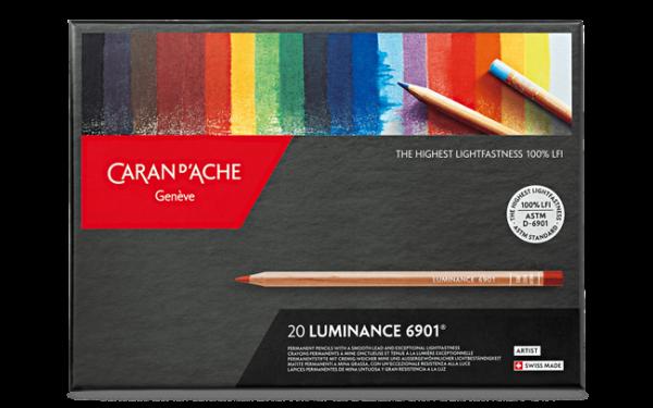Etui 20 Farben LUMINANCE 6901®